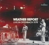WEATHER REPORT  - 2xCD LIVE IN.. [DIGI]