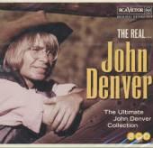 DENVER JOHN  - 3xCD REAL... JOHN DENVER-DIGI-
