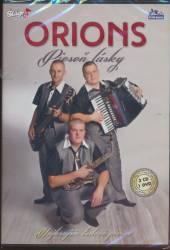 ORIONS  - 3xCD+DVD PIESEN LASKY