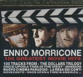 MORRICONE ENNIO  - CD GREATEST MOVIE HITS
