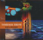 TANGERINE DREAM  - CD MELROSE