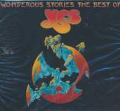 YES  - 2xCD WONDEROUS STORIES-BEST OF