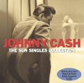 CASH JOHNNY  - 2xCD SUN SINGLES COLLECTION