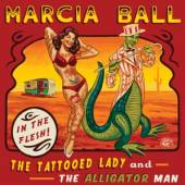 BALL MARCIA  - CD TATTOOED LADY AND THE..