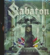 SABATON  - CD HEROES
