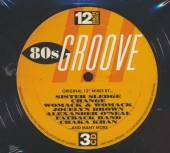VARIOUS  - 3xCD 12 INCH DANCE:80S GROOVE