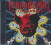 CORROSION OF CONFORMITY  - CD WISEBLOOD