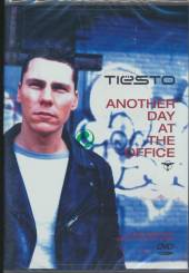 DJ TIESTO  - DVD ANOTHER DAY AT THE OFFICE
