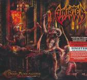 SINISTER  - CD THE POST APOCALYP..