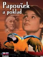 FILM  - DVP Papoušek a poklad (Real Macaw, The)