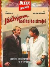 FILM  - DVP Jáchyme, hoď ho do stroje! DVD
