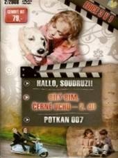 FILM  - DVD BOX Bílý Bim, ..