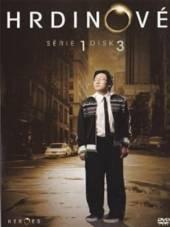 FILM  - DVP Hrdinové I. - DVD 3(Heroes)