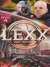 FILM  - DVP Lexx - DVD 4(Lexx)