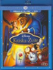 FILM  - DVD Kráska a zvíř..