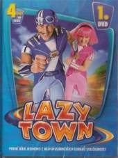 FILM  - DVD LAZY TOWN – 6...