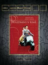 FILM  - DVD Prázdniny v Ř�..