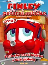 FILM  - DVD Finley požárn�..
