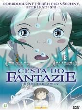 FILM  - DVD Cesta do fantazi..