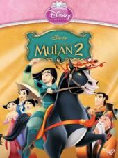 FILM  - DVD Legenda o Mulan ..