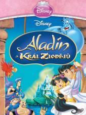 FILM  - DVD Aladin a král z..