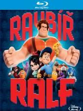 FILM  - DVD Ralph Rozbi-to /..