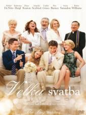 FILM  - DVD VELKÁ SVATBA (The Big Wedding) DVD