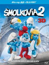 FILM  - DVD ŠMOULOVÉ 2 (Th..