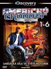 FILM  - DVD BOX Americký ch..
