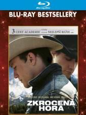 FILM  - DVD Zkrocená hora (..