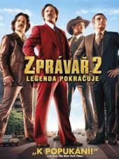 FILM  - DVD ZPRÁVAŘ 2: LEG..