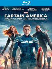 FILM  - DVD Captain America:..