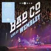 BAD COMPANY  - 2xCD LIVE AT WEMBLEY 2010