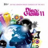 VARIOUS  - 2xCD DISCO GIANTS 11
