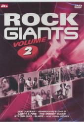 VARIOUS  - DVD ROCK GIANTS 2 -18TR-