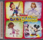 DISNEY JUNIOR  - CD GET UP & DANCE