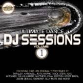 VARIOUS  - CD ULTIMATE DANCE DJ SESSIONS VOL. 1