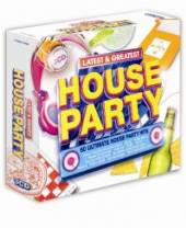 VARIOUS  - CD HOUSE PARTY - LATEST & GR