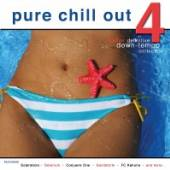 VARIOUS  - CD PURE CHILL OUT 4