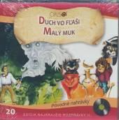 ROZPRAVKY  - CD DUCH VO FLASI + MALY MUK