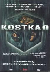 FILM  - DVP Kostka 0 (Cube Zero) DVD