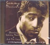 DAVIS SAMMY -JR -  - CD STARRING SAMMY../JUST FOR