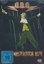 UDO  - DVD MASTERCUTOR - ALIVE