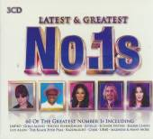 VARIOUS  - 3xCD LATEST & GREATEST NO.1'S