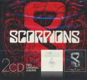 SCORPIONS  - CD UNBREAKABLE/STING IN THE