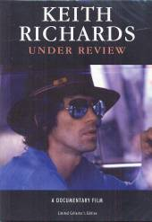 KEITH RICHARDS  - DVD UNDER REVIEW