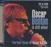 BENTON OSCAR  - 2xCD+DVD OSCAR BENTON.. -CD+DVD-