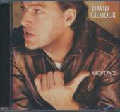 GILMOUR D.  - CD ABOUT FACE [R]