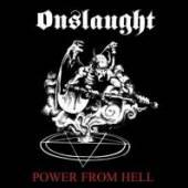 ONSLAUGHT  - VINYL POWER FROM HELL [VINYL]