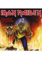 IRON MAIDEN  - VINYL THE NUMBER OF ..
